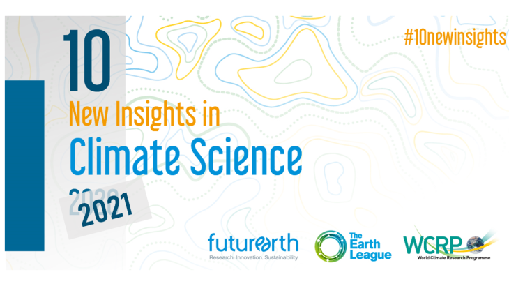 10 New Insights in Climate Science for 2021